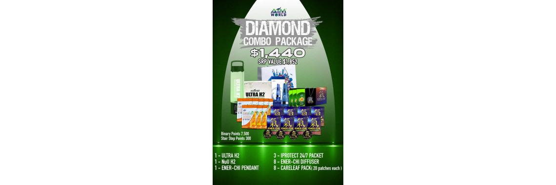 DIAMOND COMBO PACKAGE